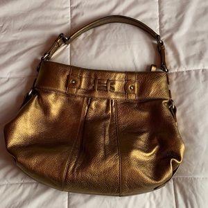 SALE✨ CHARLES DAVID metallic shoulder bag